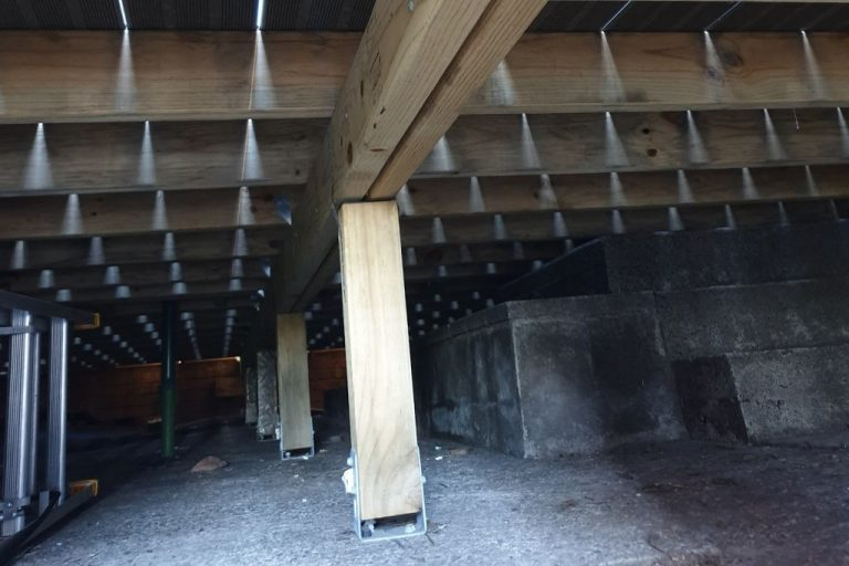 timber deck peakhurst heights